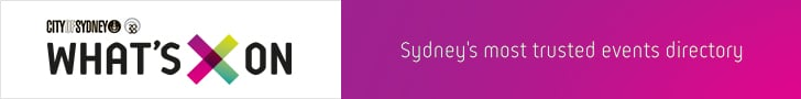 What's on in the City of Sydney