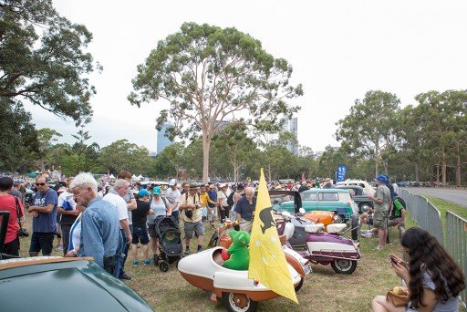 Over 70,000 people attended CARnivale in 2017