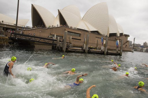 Great Aussie Swim. Credit Gareth Christian