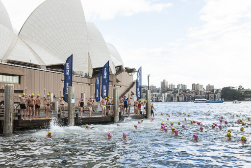 Great Aussie Swim 1 - Ben Townsend - Australia Day Council of NSW