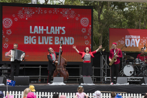 Lah Lahs Big Live Band